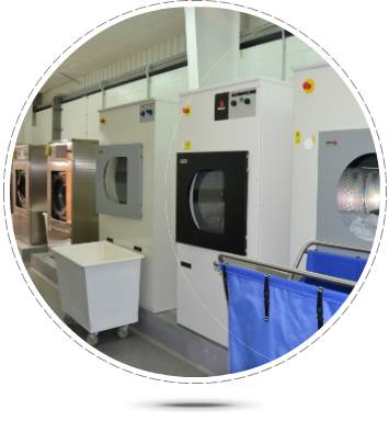 MeHoCa Serveis S.L. - Commercial Laundry Machines