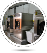 MeHorca Serveis SL - Facilities, washing machines